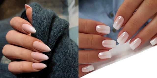 Baby boomer: la nail art delicata di grande tendenza