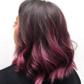 Ombré hair: i colori sfumati che valorizzano i tagli medi e corti