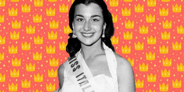 """Brunella Tocci, la Miss Italia 1955 che non fece la """"bella statuina muta"""""""