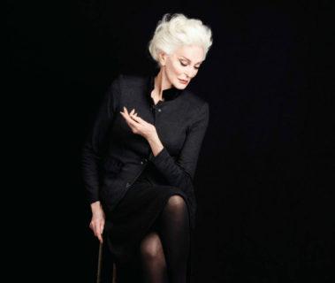 L'incredibile bellezza da 89enne di Carmen Dell'Orefice e quel pensiero sulla morte