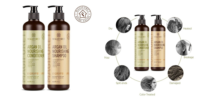 co-washing magiforet organic shampoo
