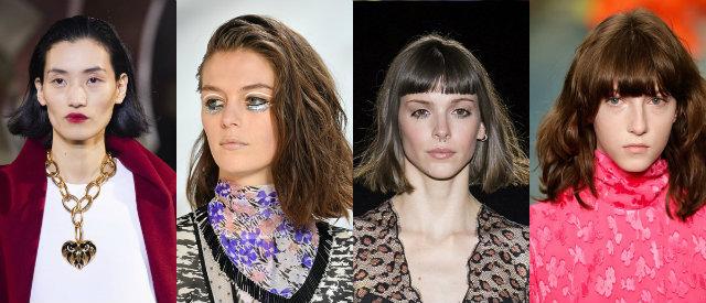 tagli capelli autunno/inverno 2019/2020