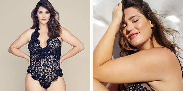 Chi è Ali Tate-Cutler, la prima modella curvy di Victoria's Secret e perché molti hanno da ridire
