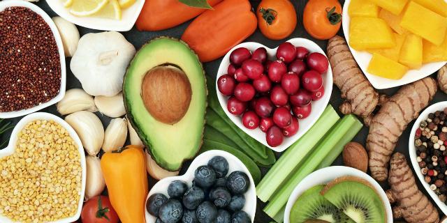 invecchiamento cutaneo frutta