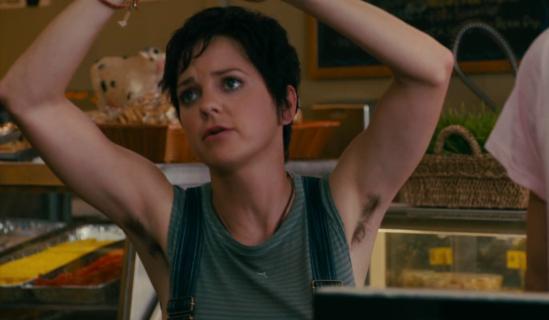 Cosa ci dicono i peli delle donne (e degli uomini) al cinema