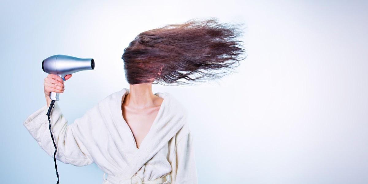 capelli bruciati