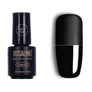 Rosalind Top coat in gel opaco