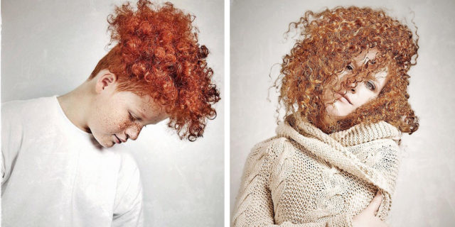 The Redhead Project, la bellezza magnetica (e la rivincita) dei capelli rossi