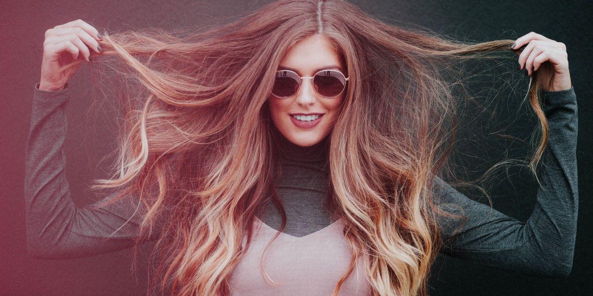 hair strobing