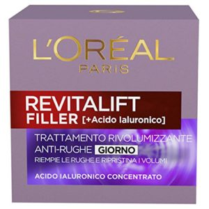 L'Oréal Paris Revitalift Filler Crema Viso con Acido Ialuronico