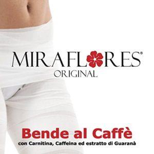 Bende imbevute di gel al caffè Miraflores