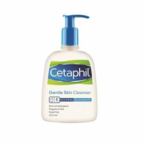 Cetaphil Gentle Skin Cleanser antiacne