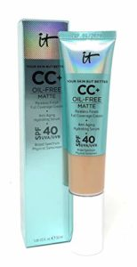It Cosmetics CC crema coprente antiacne