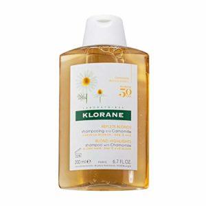 Klorane Shampoo con Camomilla