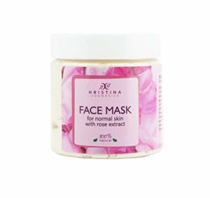 Maschera idratante all'argilla di RoseCosmeticsNet