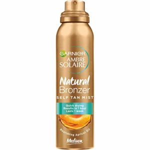 Garnier Ambre Solaire Spray Natural Bronzer