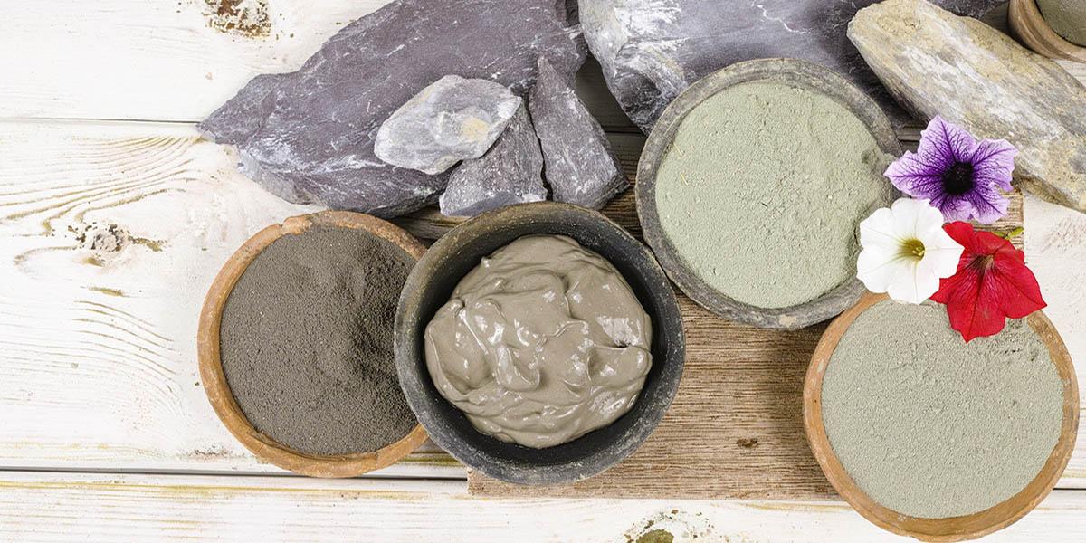 maschere all'argilla