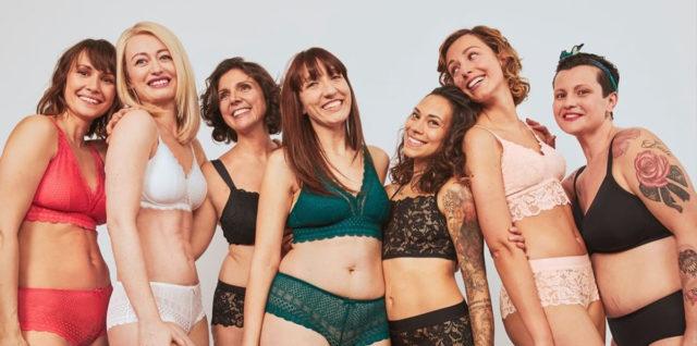 Yes di Etam: Questi reggiseni post mastectomia sono un sì alla bellezza delle donne. Tutte