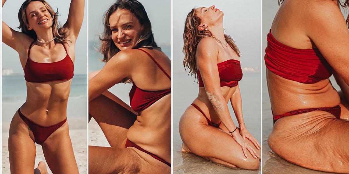 """Danae Mercer: """"Sono sempre io: la realtà è diversa da Instagram ed è meraviglioso"""""""