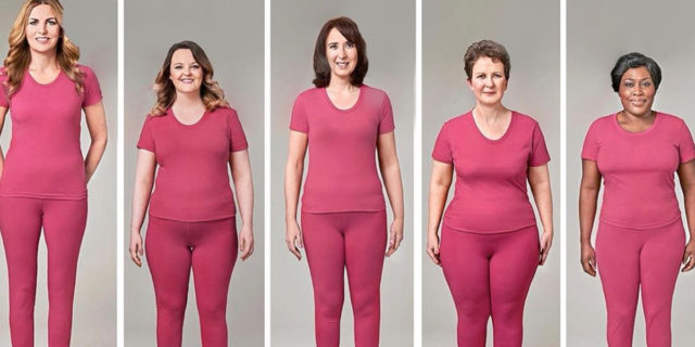 """""""Queste donne hanno tutte lo stesso peso"""": non è un numero a definirci"""