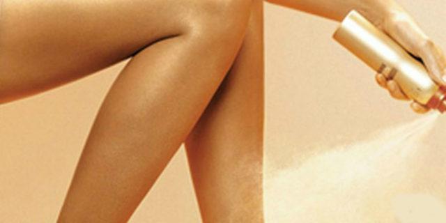 Perché le calze spray sono il trucco migliore per le nostre gambe