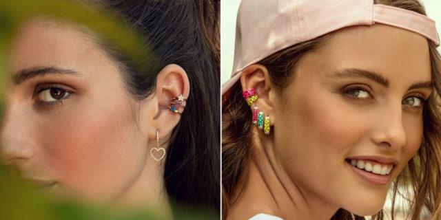 Gioielli di tendenza: gli orecchini ear cuff protagonisti indiscussi della stagione 2020-21