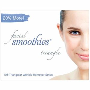 Facial Smoothies Triangle, strisce viso antirughe