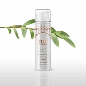 Amuri Cosmetica Olio Gel Struccante Viso Waterproof