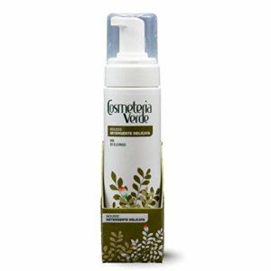 Mousse Detergente Delicata Cosmeteria Verde